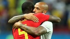 """Фамозен Лукаку с два гола срещу Швейцария, неуморим Азар остави """"кръстоносците"""" без дъх"""