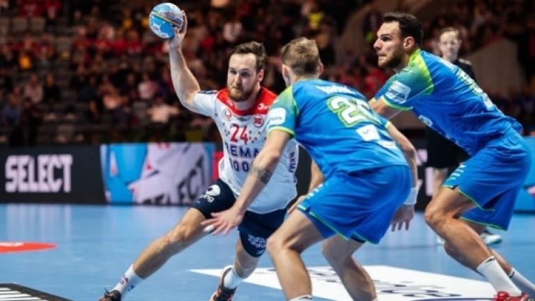 Норвегия спечели бронзовите медали на Еврохандбал 2020
