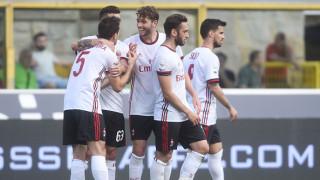 Милан прекъсна черната си серия и запази шансове за Европа (РЕЗУЛТАТИ)