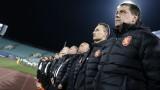 Петър Хубчев пред мач №20 начело на България