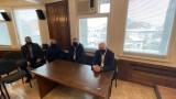Гешев и главсекът провериха как се разследва инцидентът в Мездра