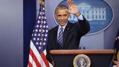 С колко пари в сметката ще си тръгне Обама от Белия дом?