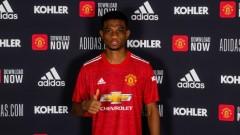Новото попълнение на Манчестър Юнайтед вече тренира с отбора
