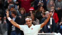 Федерер: Чувствам се в перфектна форма, всичко е възможно за мен