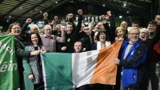 В Ирландия договориха трипартийна коалиция