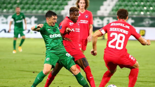 Краев и компания срещу Йънг Бойс в Шампионската лига