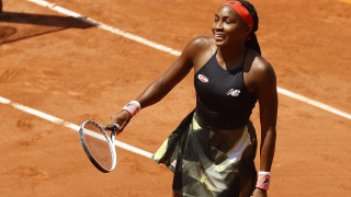 """Коко Гоф се превърна във втората най-млада четвъртфиналистка в историята на """"Ролан Гарос"""""""