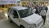 Land Rover с рекорден ръст в продажбите