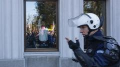 Белград под засилено полицейско присъствие заради гей парад