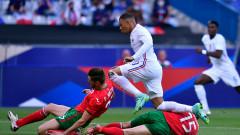 Франция с класика над България преди старта на Евро 2020