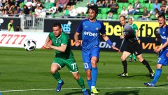 УЕФА размени домакинствата на Левски и Ружомберок
