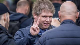Ислямофобски датски лидер е със забрана да влиза в Швеция