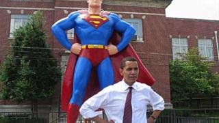 Обама задмина по популярност Исус Христос
