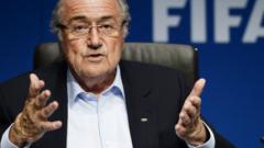 Блатер, Платини и Валке отстранени от ФИФА за 90 дни