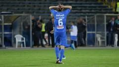Левски сред най-слабите отбори в елита