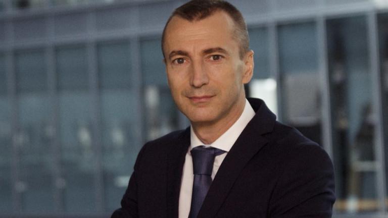 Дечебал Тудор поема поста изпълнителен директор на ОМV България и