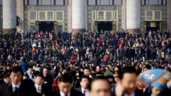 Позволиха на китайците да имат по две деца