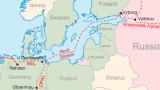 """САЩ натискали ЕС да се откаже от """"Северен поток - 2"""""""