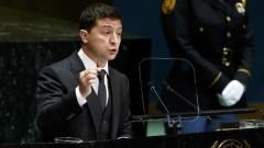 Русия воюва срещу Украйна в центъра на Европа, избухна Зеленски пред ООН