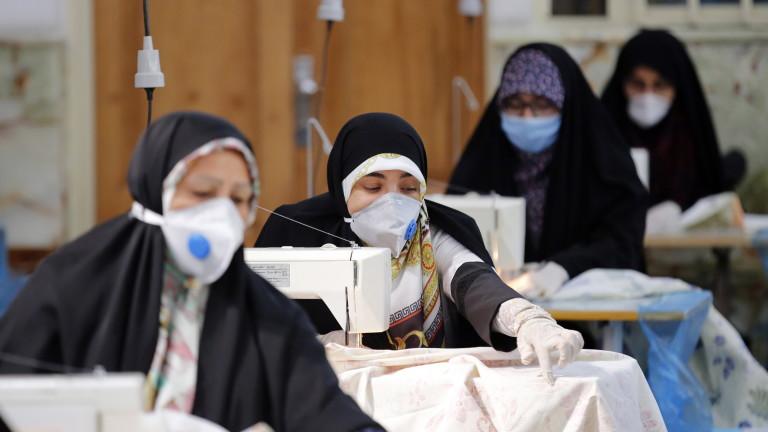 В Иран заразените с Covid-19 вече са над 60 000, а починалите достигнаха 3739