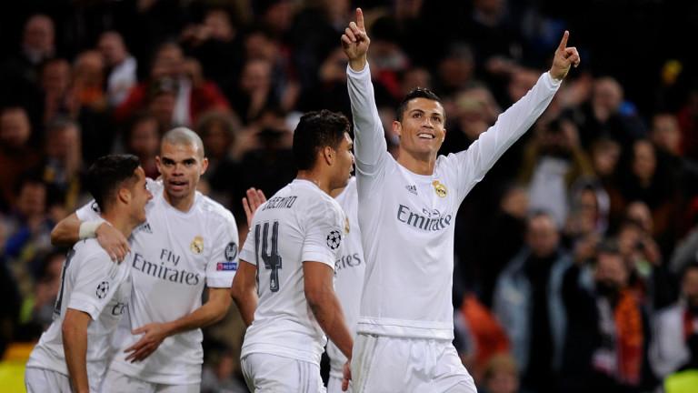 Европейският шампион Реал Мадрид измести Манчестър Юнайтед като най-печелившия футболен