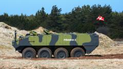 Румъния поръча 227 бойни машини за пехотата за над $1 милиард