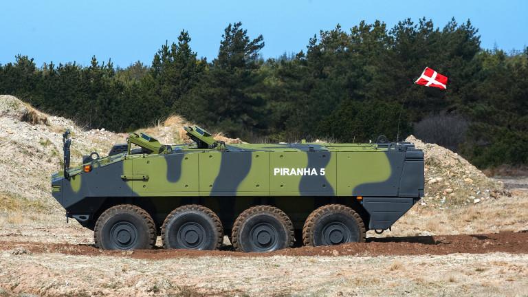 Румъния е поръчала 227 бойни машини за пехотата си. Договорът