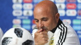 Сампаоли: Утре ще напишем нова страница в историята на националния отбор