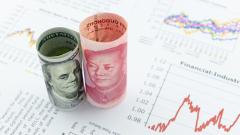 Юанът и другите валути, свързани с икономиката на Китай, поскъпват