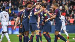Пари Сен Жермен на финал за Купата на Франция