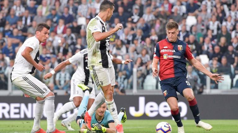 Кристиано Роналдо записа рекорд, който няма как да бъде подобрен