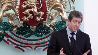Политическа криза вещае Първанов