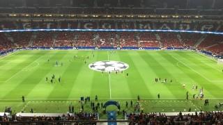Атлетико (Мадрид) - Рома 2:0