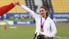 Даниела Тодорова и Георги Киряков с бронзови медали от Европейското за хора с увреждания