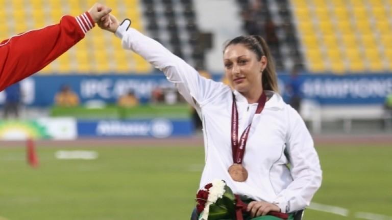 Даниела Тодорова и Георги Киряков спечелиха бронзови медали на Европейското