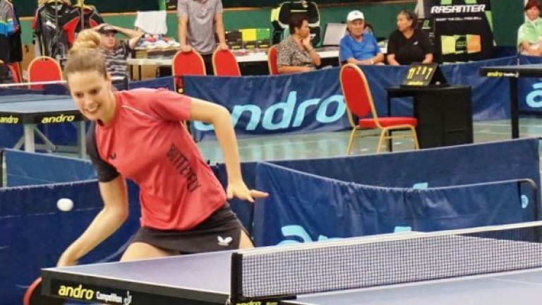 България ще има представител в олимпийския турнир по тенис на маса