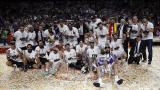 Реал Мадрид триумфира в Евролигата