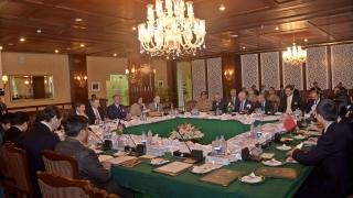 Преговори между Китай, САЩ, Афганистан и Пакистан за мир с талибаните
