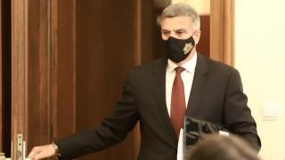 Няма да одобряваме Преговорната рамка на РСМ сега, увери Стефан Янев