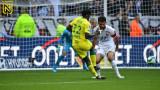 Нант победи Лион с 1:0 в мач от Лига 1