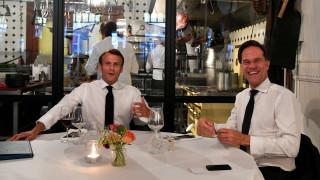 Макрон: Напредват преговорите за €750 млрд. за възстановяване на ЕС