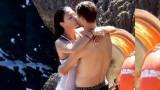 Никол и Гришо се целуват страстно на плажа (СНИМКИ)