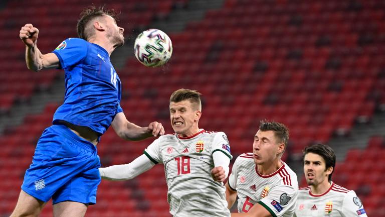 Унгария на Евро 2020 след обрат срещу Исландия