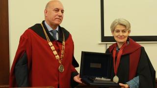 Бокова няма да се кандидатира за президент