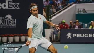 Роджър Федерер прегази Джон Иснър на финала в Маями