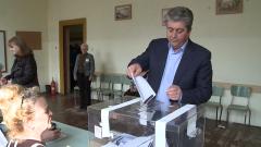 Първанов дал вот за мъдрите, разумните и знаещите управляващи