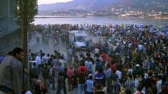 20 спасени и 26 в неизвестност след потъване на лодка с мигранти край Лесбос
