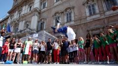 Българчета се върнаха с множество отличия от италиански танцов фестивал