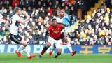 Антони Марсиал в Манчестър Юнайтед - 106 мача, 33 гола и 17 асистенции