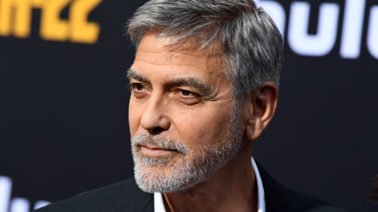 Колко тежко приема изолацията Джордж Клуни